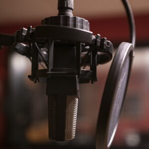 Podcast Music Studio Microphone
