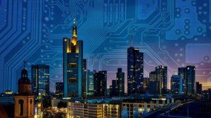 Smart City Circuit Board