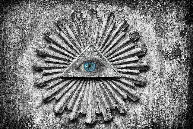 Eye Illuminati Iris Conspiracy