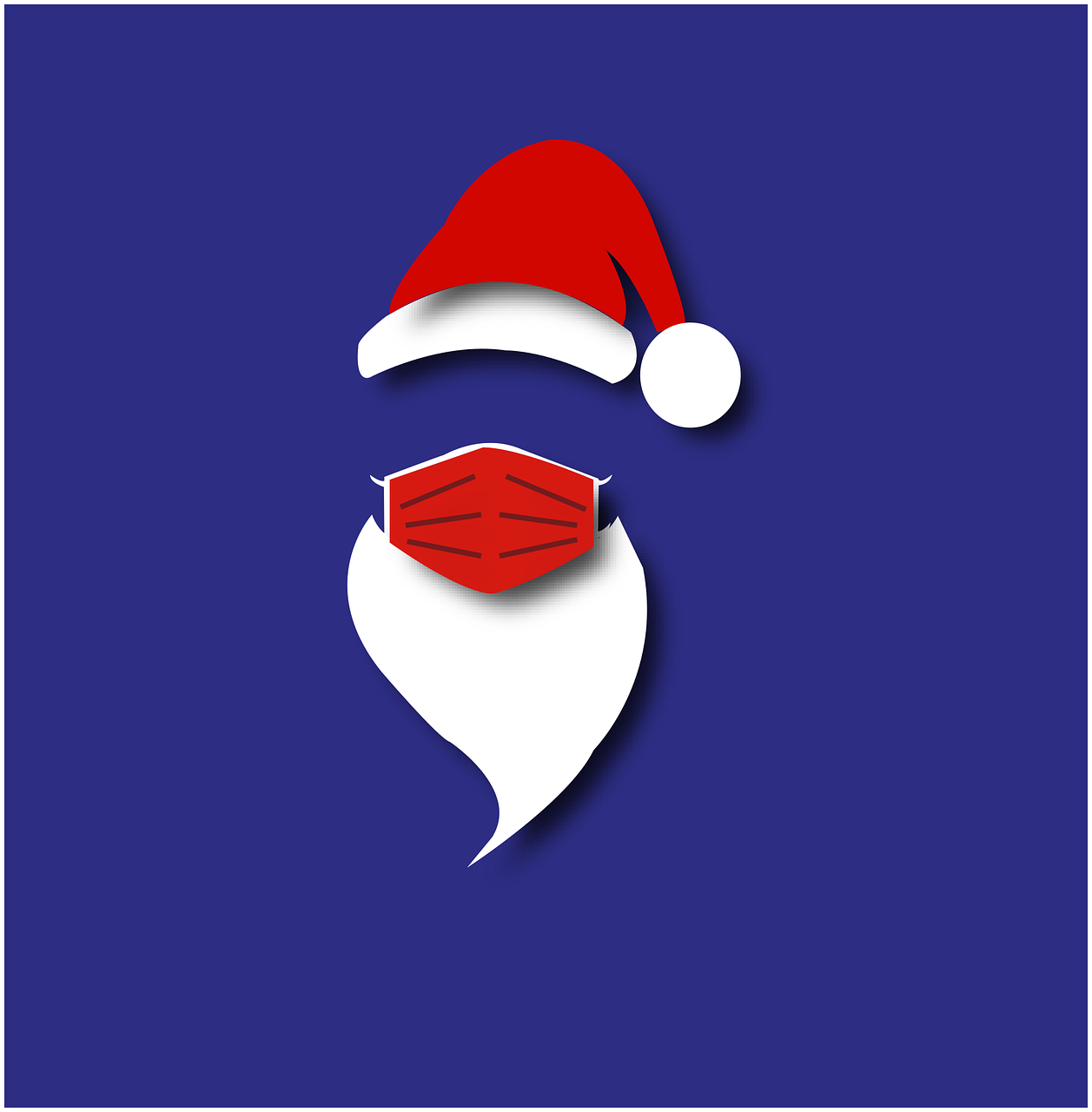 Santa Claus Nicholas Christmas  - Radoan_tanvir / Pixabay