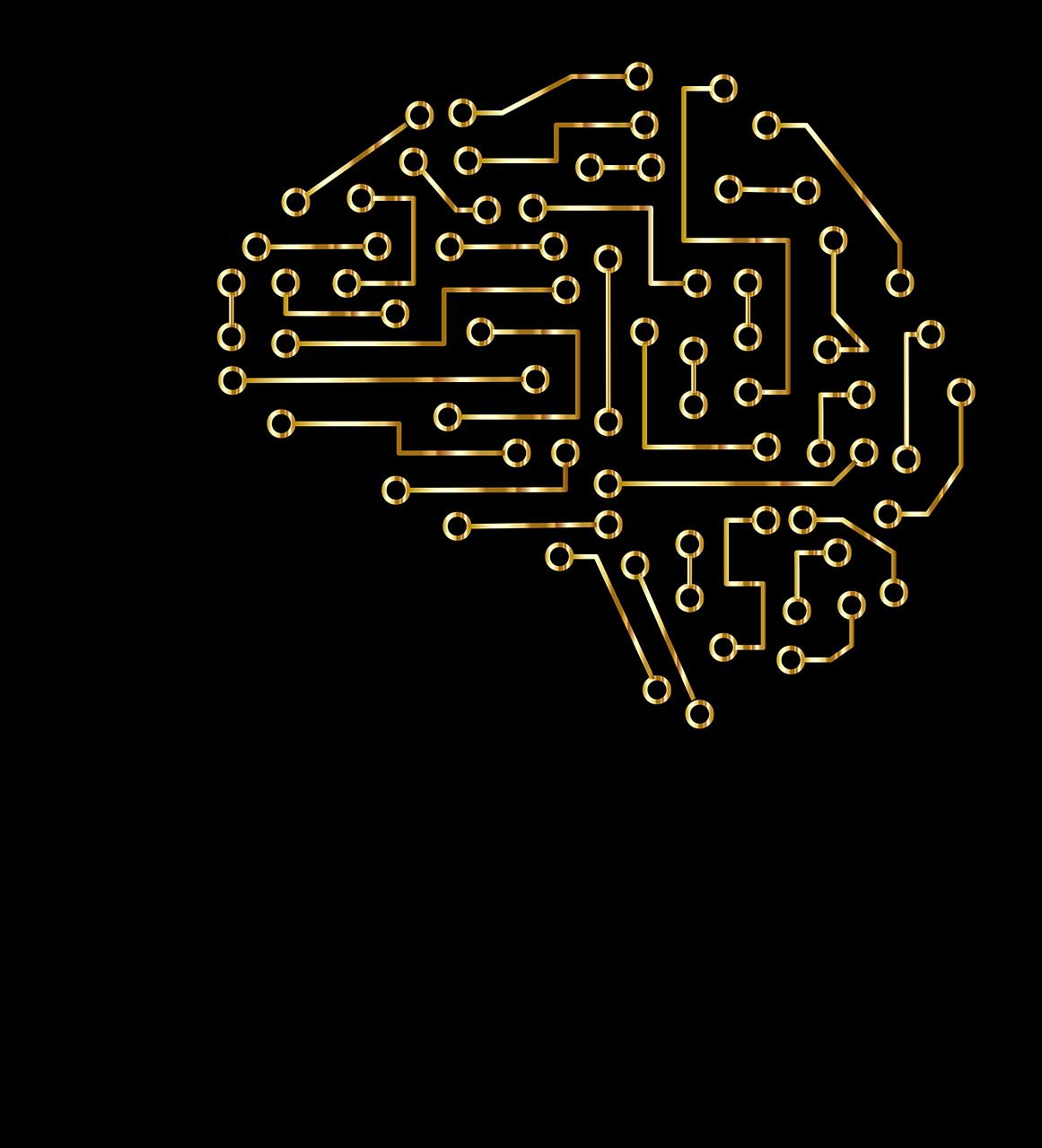 Brain Circuits Electronics  - GDJ / Pixabay