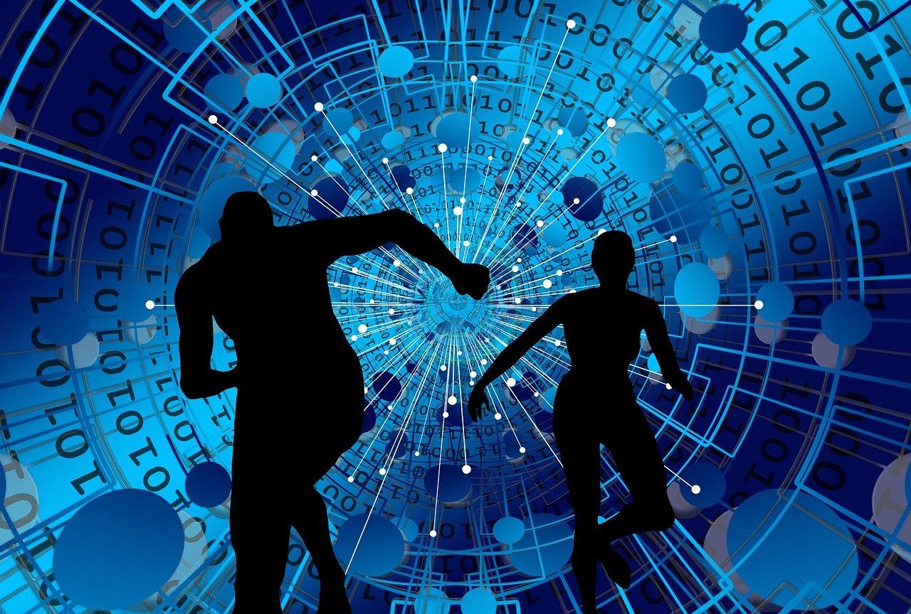 Web Network Digitization Escape  - geralt / Pixabay