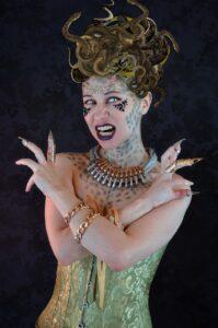 Medusa Woman Fantasy Costume  - Victoria_Borodinova / Pixabay