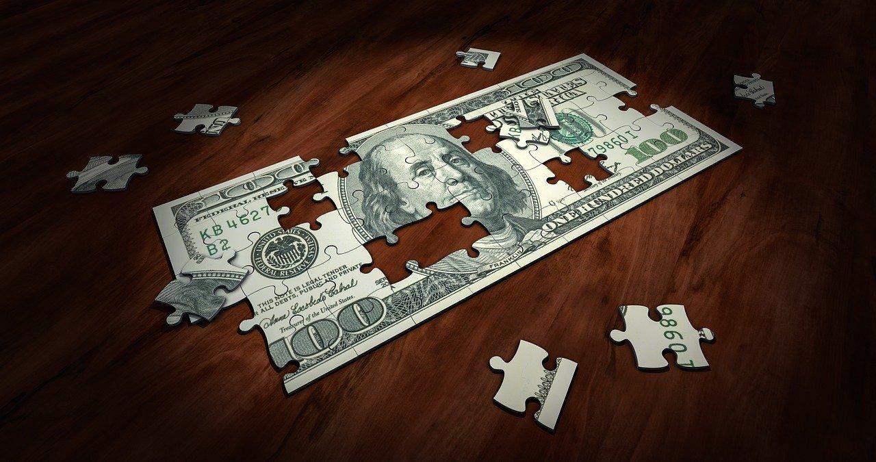 Puzzle Money Business Finance  - qimono / Pixabay