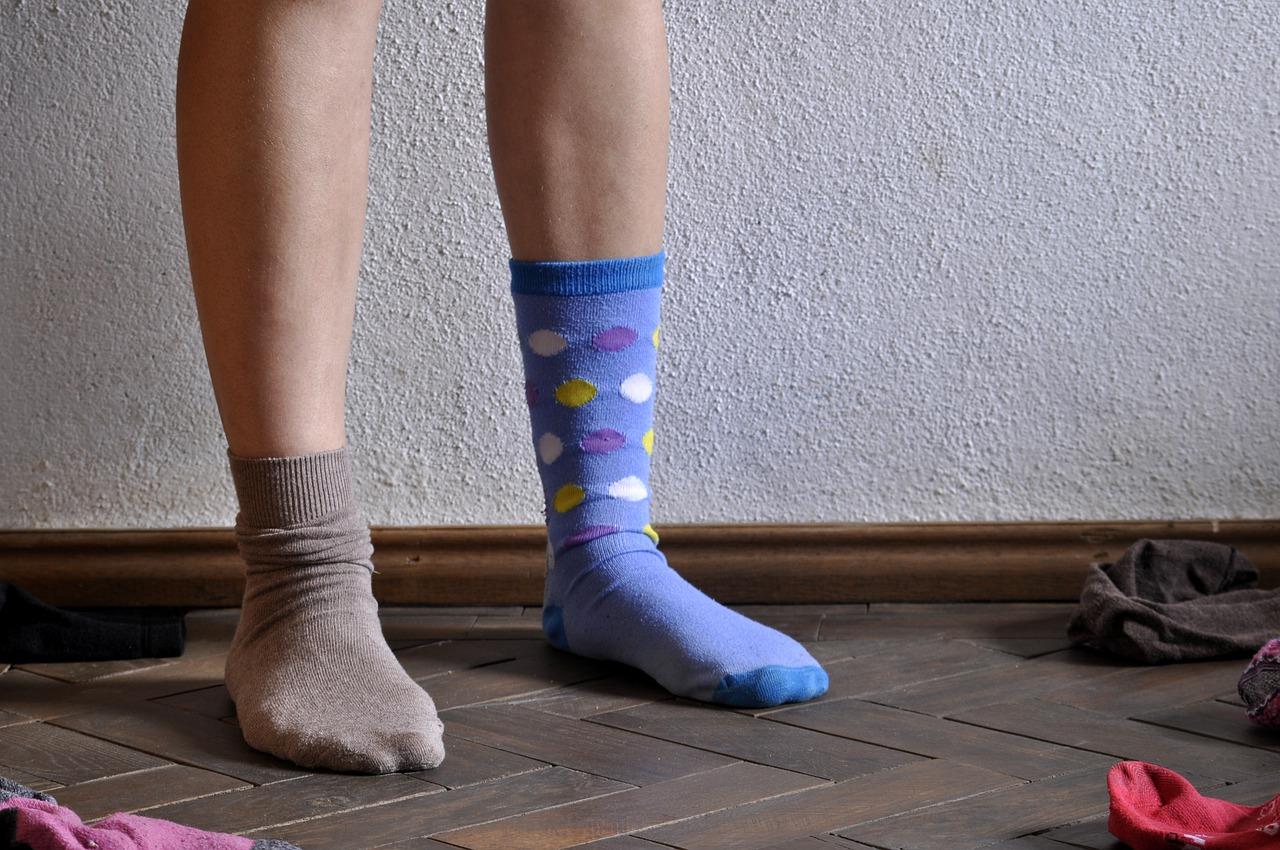 Odd Socks Sock Different Socks  - mac231 / Pixabay